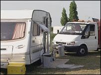 Traveller site