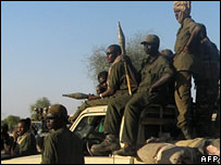 Rebels in Chad (Archive)