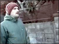 Rivers Cuomo in Blast Off! video