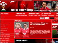 The WRU's website