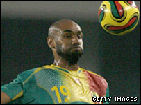 Mali and Sevilla striker Fredi Kanoute