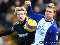 Robbie Savage tackles Garry O'Connor