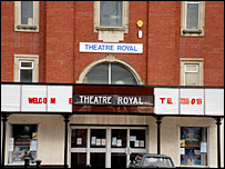 Theatre Royal in Barry (pic courtesy of Nigel Gabriel)