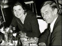 Elizabeth and Ray Wood