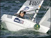 Paralympic hopeful Helena Lucas. Pic: Dan Nerney/Rolex