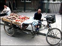 Street vendor, Beijing