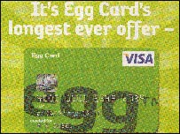 Egg advert