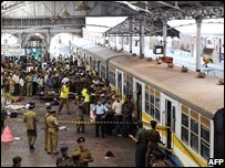Eleven people were killed in the attack at Colombo's main railway station
