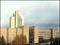 Здание Академии ФСБ (фото с сайта fsb.ru)