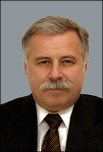 Шандор Лаборч (фото с сайта министерства общественной безопасности Венгрии)