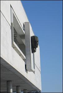 The Lenin Museum in Ulyanovsk