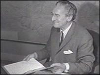 Cafodd Peter Thomas  ei benodi gan Edward Heath ar ôl etholiad cyffredinol 1970.