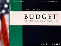 The US budget for fiscal year 2009
