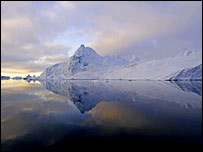 Arctic. Image: BBC