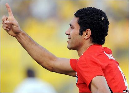 Abd Rabou scores his fourth of the tournament