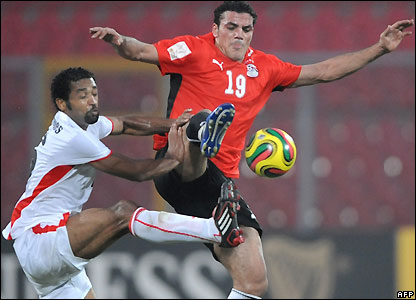 Rui Marques tackles Zaki