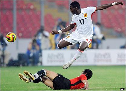 Ze Kalanga hurdles Abd Rabou's challenge