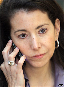 Astrid Betancourt, sister of Farc captive Ingrid