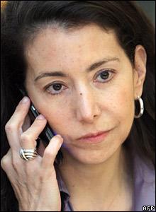 Astrid Betancourt, sister of Farc captive Ingrid