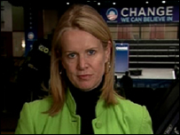 The BBC's Katty Kay in Chicago