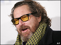 Director Julian Schnabel