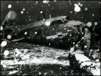 Munich crash in 1958