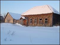 A house in Golovka, near Ulyanovsk