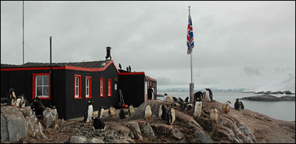Port Lockroy, BBC