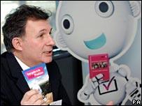 Ford Ennals, ex-head of Digital UK