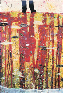 Reflection by Peter Doig