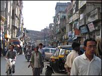 Imphal street