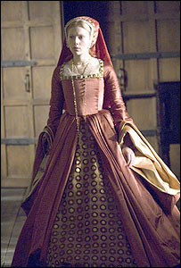 Scarlett Johansson in The Other Boleyn Girl
