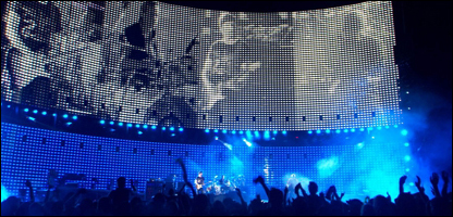 U2 in 3D
