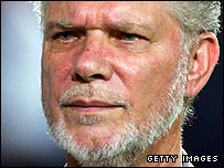 Birmingham co-owner David Gold