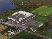 Daliburgh School, Western Isles