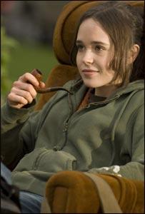 Ellen Page as Juno MacGuff