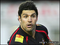 Wigan's Trent Barrett