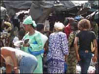 Mercado de Adjame
