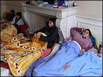 Mujeres ecuatorianas ilegales en Bélgica