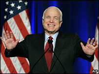 John McCain speaks at CPAC (7 February 2008)