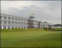 An artist's impression of the new St Mellion International resort