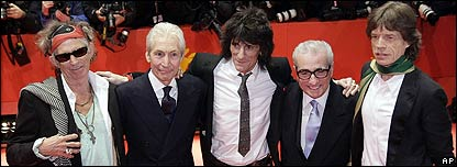 The Rolling Stones with Martin Scorsese