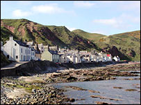 Seatown area of Gardenstown [Pic: Undiscovered Scotland]