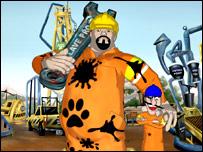 """Imagen del videojuego """"Los casos de Martina"""""""