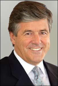 Deutsche Bank chairman Josef Ackermann is optimistic