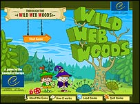 Council of Europe's Wild Web Woods