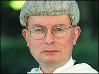 Mr Justice Andrew Smith - pic from Uppa