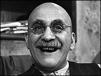 Warren Mitchell as Alf Garnett