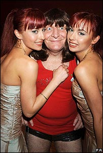 Cheeky Girls and Stephen Pound