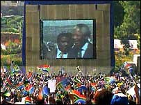 Mandela celebrations